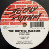 The Rhythm Masters - Hold Me Back