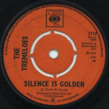 The Tremeloes - Silence Is Golden - 7''- Single, Pus