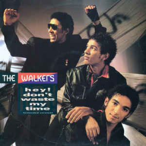 """The Walkers - Hey! Don't Waste My Time - Vinyl - 12"""""""
