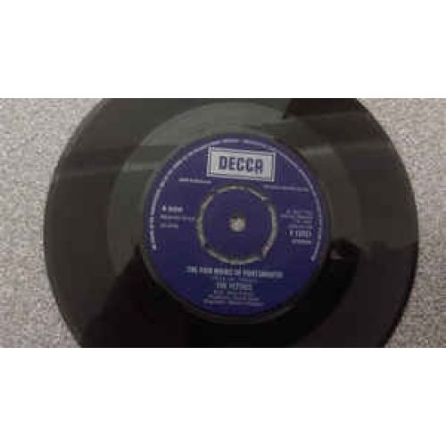 The Yetties - The Punch And Judy Man - Vinyl - 45''