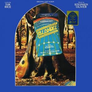 Tim Rice And Stephen Oliver /  - Blondel - 2xLP - Vinyl - 2 x LP