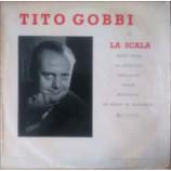 Tito Gobbi  - Tito Gobbi At La Scala