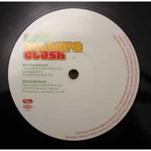 Two Culture Clash - Love Guide - Vinyl - 12""