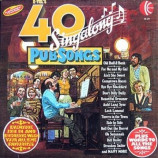 Unknown  Artist - 40 Singalong Pub Songs