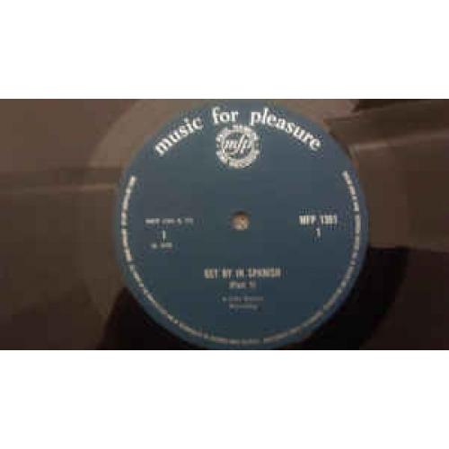 unknown artist - Get By In Spanish - Vinyl - LP