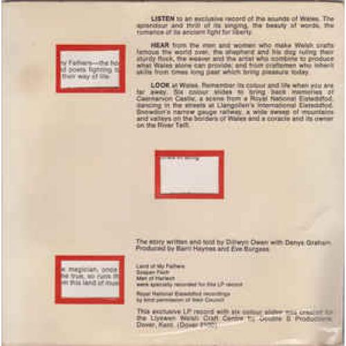 "Unknown Artist - Sounds Like Wales - Vinyl - 7"""