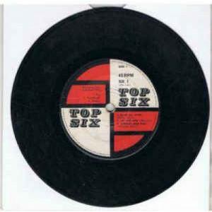 Unknown Artist - Top Six - Vinyl - 45''