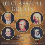 Various - 101 Classical Greats - 5xCD, Comp