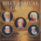 101 Classical Greats - 5xCD, Comp