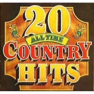 Various - 20 All-Time Country Hits - Vinyl - LP