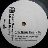 Various - Beat Generation Miami Promo