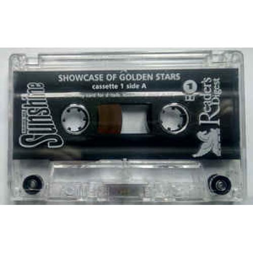 Various - Bring Me Sunshine / Showcase Of Golden Stars - Tape - Cassete