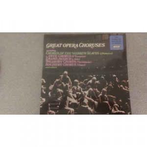 Various - Great Opera Choruses - Vinyl - LP