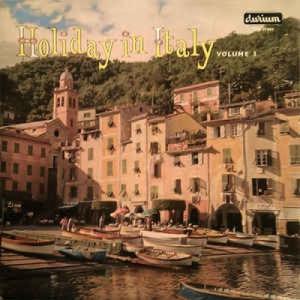Various - Holiday In Italy Volume 3 - Vinyl - LP