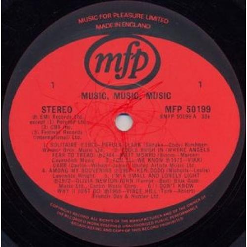 Various - Music, Music, Music - LP, Comp - Vinyl - LP