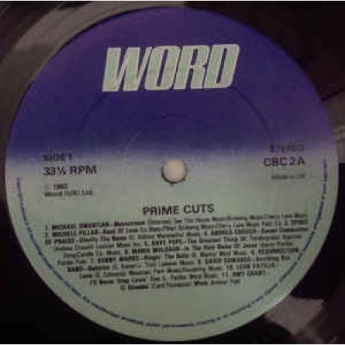 Various - Prime Cuts - Vinyl - LP