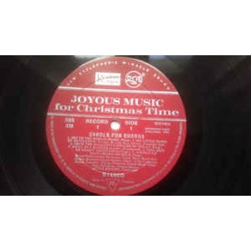 Various - Reader's Digest Joyous Music For Christmas Time - Vinyl - LP Box Set