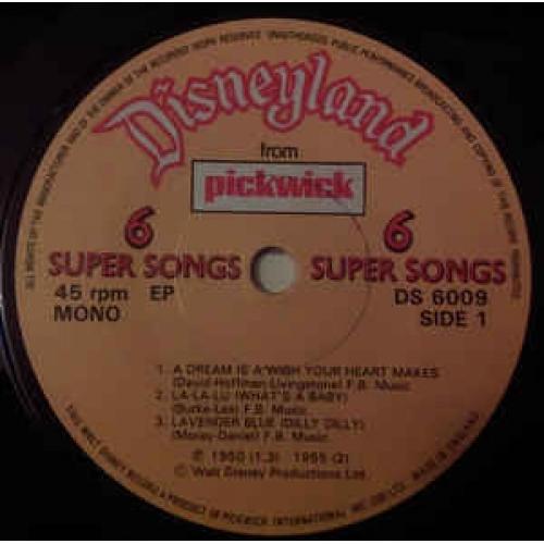 Various - Walt Disney Originals - Vinyl - EP