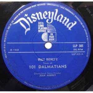 Various - Walt Disney's Story Of 101 Dalamations - Vinyl - 45''