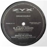 W.P. Alex Remark/Space Blaster - Pyramid (In Dream) / Magic Fly (Dream Remix '96)