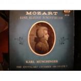 Wolfgang Amadeus Mozart - Eine Kleine Nachtmusik - 7''- EP, Mono