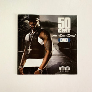 50 Cent - The New Breed DVD - DVD - DVD + CD