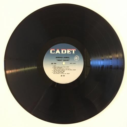 Ahmad Jamal - Heat Wave - Vinyl - LP