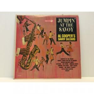 Al Cooper's Savoy Sultans - Jumpin' At The Savoy - Vinyl - LP