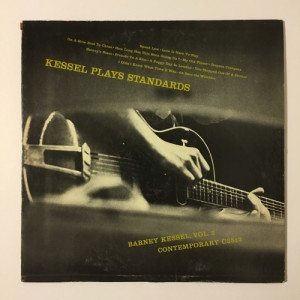 Barney Kessel - Kessel Plays Standards, Vol. 2 - Vinyl - LP