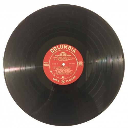 Benny Goodman & His Orchestra - Swing Into Spring - Vinyl - LP