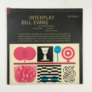 Bill Evans - Interplay: - Vinyl - LP