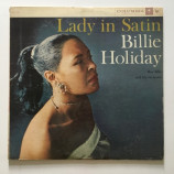 Billie Holiday - Ray Ellis and His Orchestra - Lady In Satin