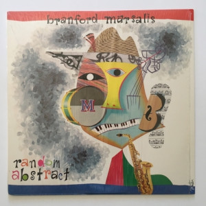 Branford Marsalis - Random Abstract - Vinyl - LP