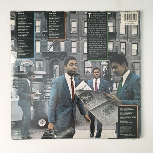 Branford Marsalis - Scenes In The City - Vinyl - LP