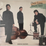 Chick Corea Akoustic Band - Chick Corea Akoustic Band *self-titled*