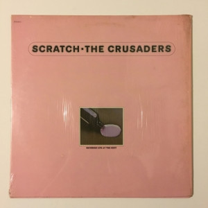 Crusaders - Scratch: Recorded Live at the Roxy - Vinyl - LP