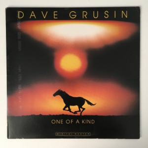 Dave Grusin - One Of A Kind - Vinyl - LP