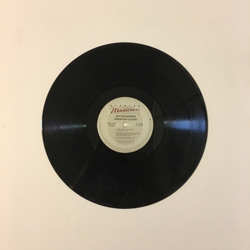 Dexter Gordon - American Classic - Vinyl - LP