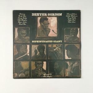 Dexter Gordon - Sophisticated Giant - Vinyl - LP