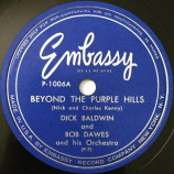 Dick Baldwin & Bob Dawes And His Orchestra - *self-titled*