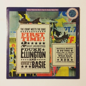 Duke Ellington Orchestra/Count Basie Orchestra - First Time! The Count Meets The Duke - Vinyl - LP