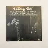 Ella Fitzgerald with Count Basie & Orchestera - A Classy Pair