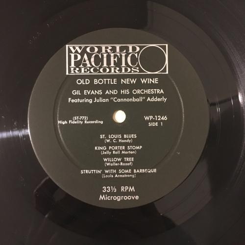 Gil Evans - New Bottle Old Wine - Vinyl - LP