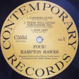 Hampton Hawes - Four!