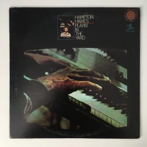 Hampton Hawes - Playin' In The Yard - Vinyl - LP