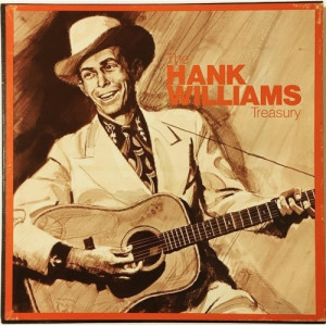 Hank Williams - The Hank Williams Treasury - Vinyl Record - 4 x LP