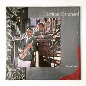 Harrison/Blanchard - Crystal Stair - Vinyl - LP