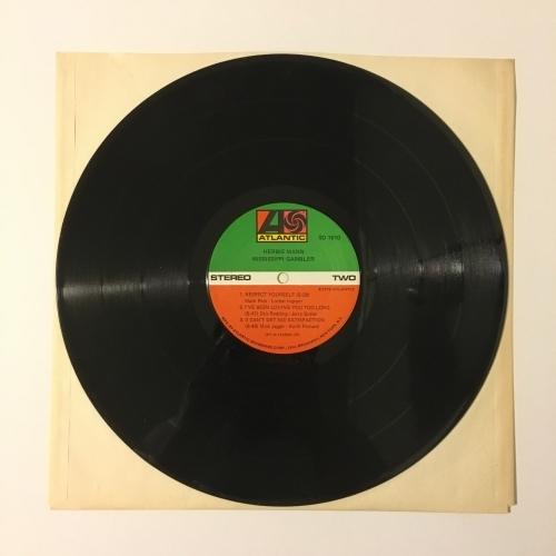 Herbie Mann - Mississippi Gambler - Vinyl - LP