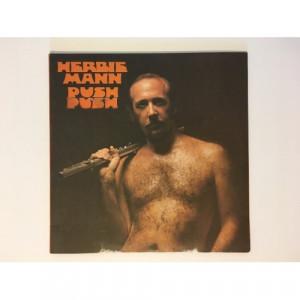 Herbie Mann - Push Push - Vinyl - LP