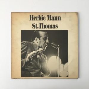 Herbie Mann - St. Thomas - Vinyl - LP